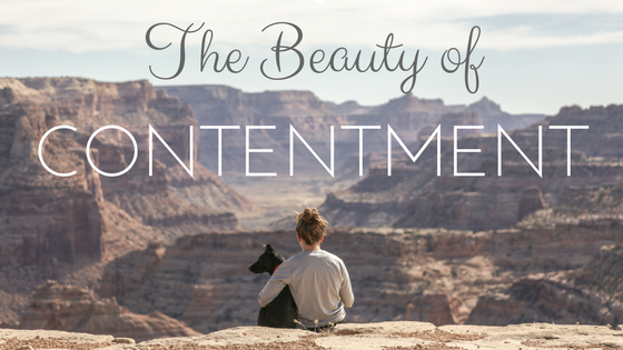 The Beauty of Contentment